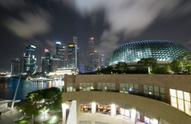 Singapore,Esplanade Theater...