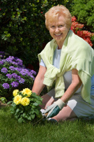 Gardening,Senior Adult,Acti...