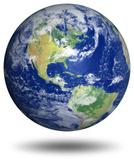 Earth,Globe - Man Made Obje...