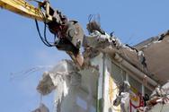 Demolishing,Destruction,Bui...