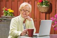 Senior Adult,Grandmother,Co...