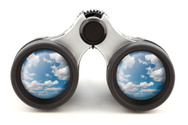Binoculars,Cloud - Sky,Clou...