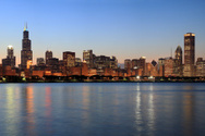 Chicago,Urban Skyline,City,...