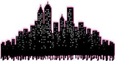 Cityscape,Urban Skyline,Nig...