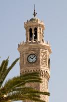 Izmir,Clock,Tower,Smyrna,Tu...