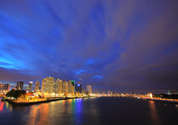 Rotterdam,Urban Skyline,Nig...