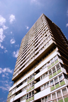 London - England,Housing Pr...