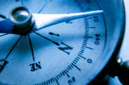 Compass,Exploration,Blue,Di...