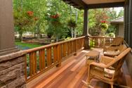 Deck,Patio,Wood - Material,...