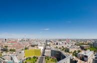 Berlin,Urban Skyline,German...