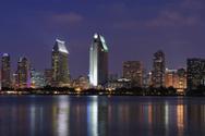 San Diego - California,Coro...