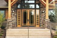 Door,Entrance,Facade,Symmet...