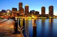 Boston,Urban Skyline,City,N...