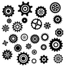 Gear,Wheel,Symbol,Vector,Co...