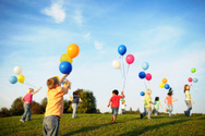 Child,Balloon,Playing,Party...
