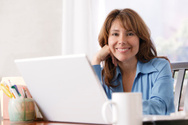 Women,Computer,Laptop,Worki...