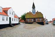ebeltoft,Denmark,Cobbleston...