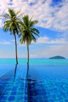 Swimming Pool,Beach,Thailan...