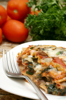 Lasagna,Vegetable,Vegetaria...