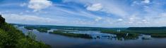 Wisconsin,Iowa,River,Panora...