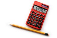 Calculator,Mathematics,Red,...