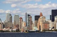 New York City,Urban Skyline...