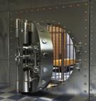 Vaulted Door,Bank,Safe,Gold...
