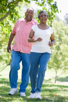Senior Adult,Walking,Exerci...