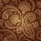 Pattern,Paisley,Floral Patt...
