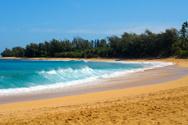 Kauai,Beach,Wave,Hawaii Isl...