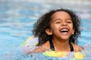 Child,Swimming,Swimming Poo...