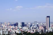 Mexico City,Mexico,Urban Sk...