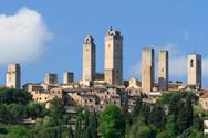 San Gimignano,Tuscany,Italy...