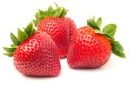 Strawberry,Fruit,Food,Isola...