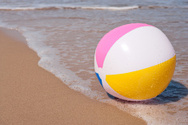 Beach,Ball,Beach Ball,Close...