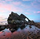 Rock - Object,Scotland,Sea,...