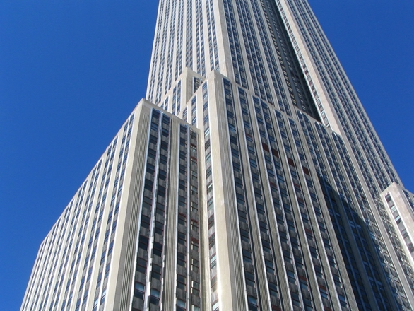 Pictures Of The Empire State Building Up Close