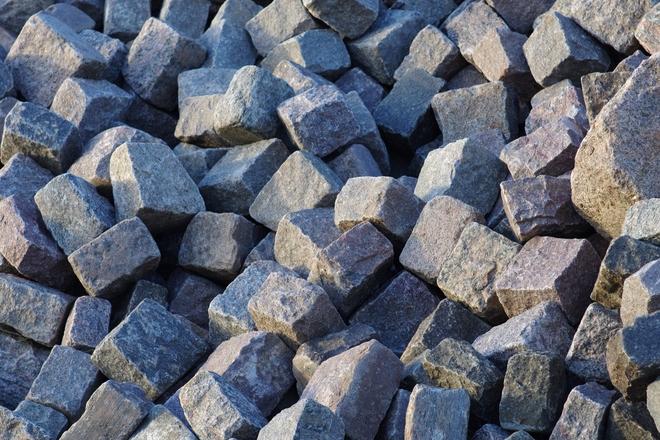 Texture - paving stones
