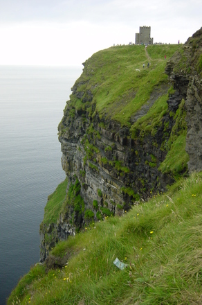 Irland Cliff of Moher