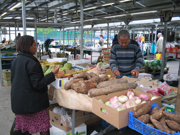 Bull Ring Food Market