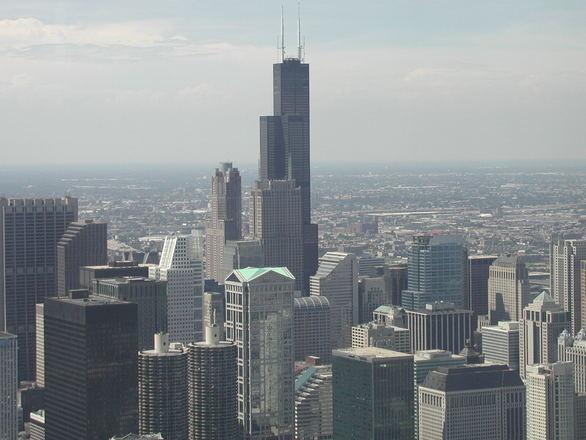 Chicago Sky Line