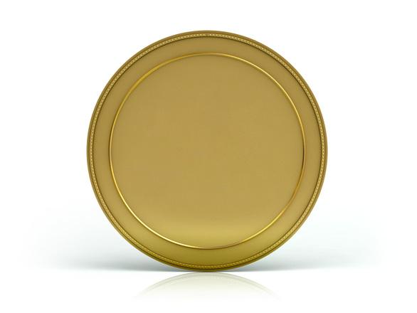Blank coin