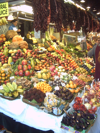 marketplace at barcelona