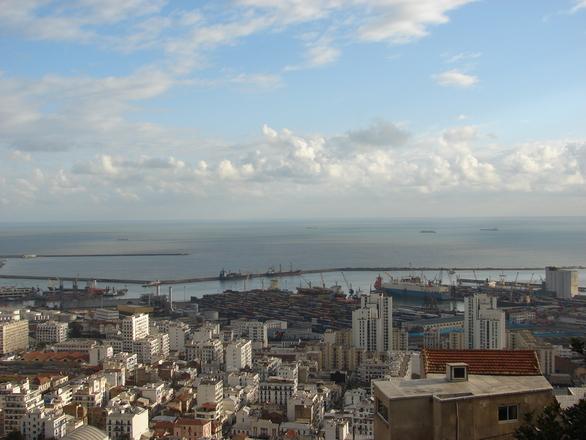 algiers view
