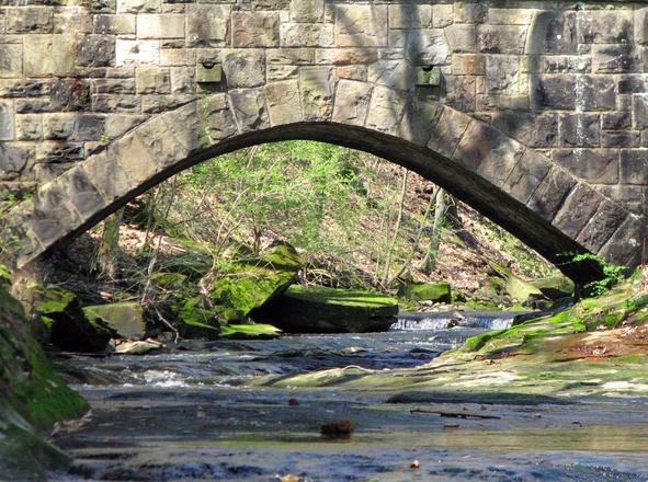 Stone Arch Bridge Design Free stone arch...