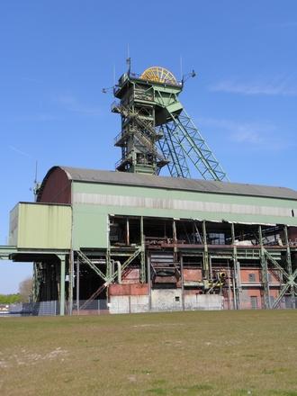 Old coal mining 2