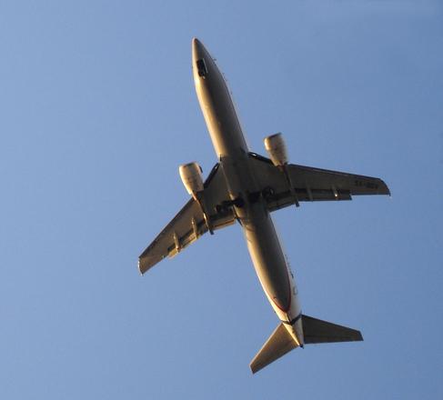 Lentomatkailu raskaana