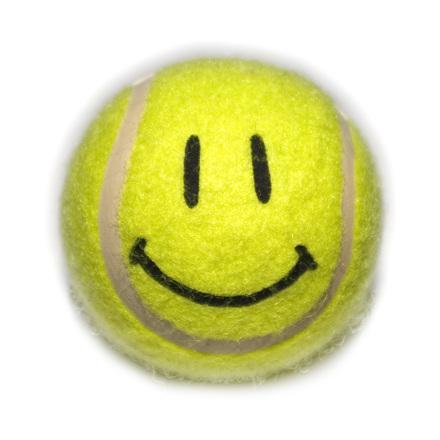 Smily Tennis Ball