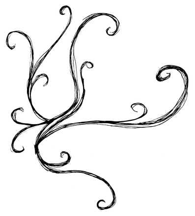 pencil scribbles too 1