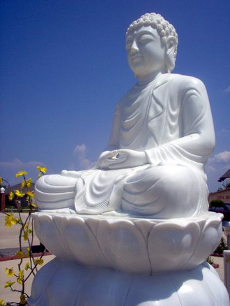 Buddha's Garden Small Buddha